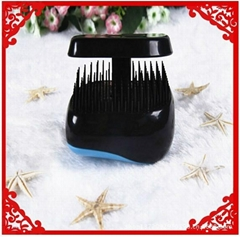 Detangling Hair Comb Fashion Hair Styling Accessories 6 colors mixed