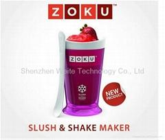 Slush and Shake Maker self-restraint smoothie cup,ice cream machine