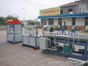 供應碳素螺旋管生產線 1