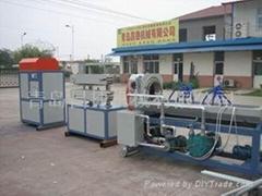供應碳素螺旋管生產線