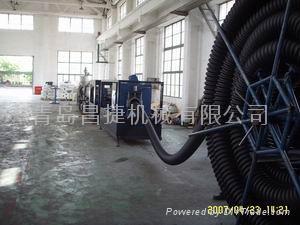供應COD光纜護套管生產線 1