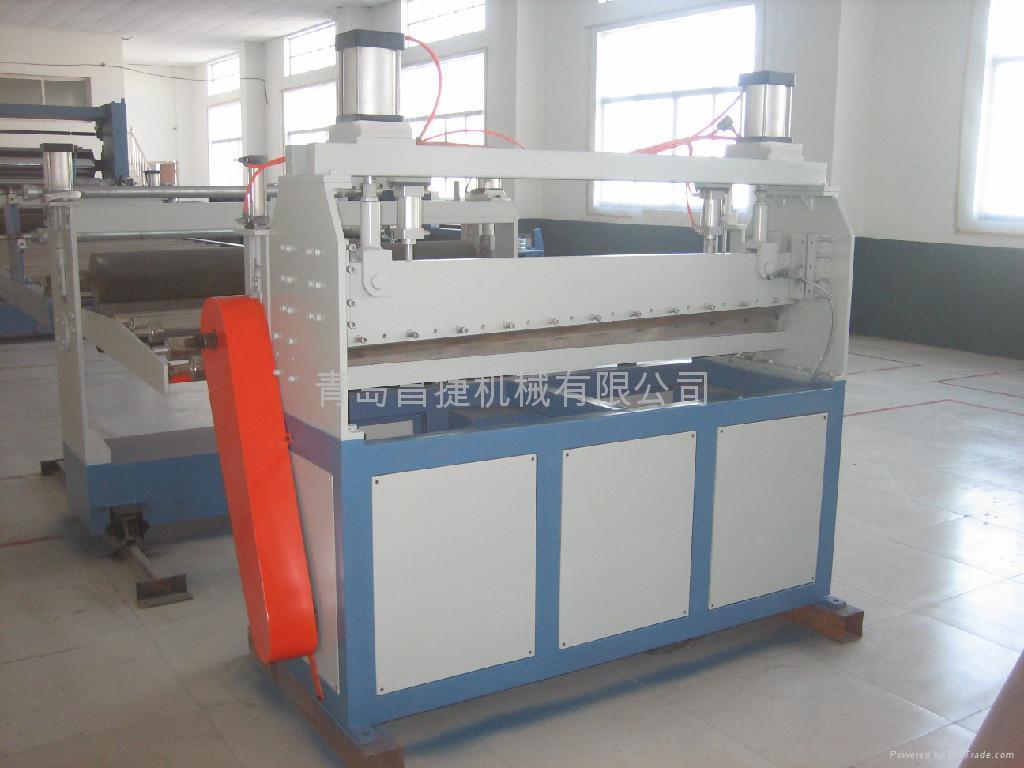 供應PVC結皮發泡板生產線 2