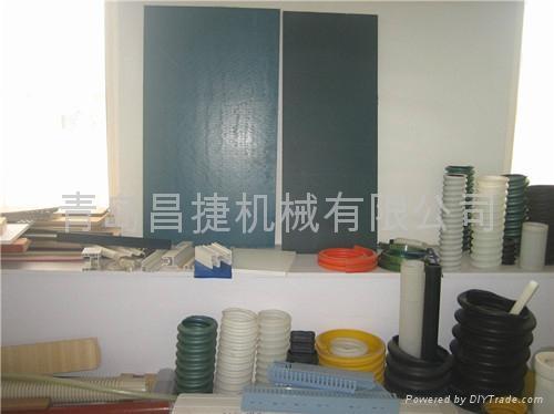 建築模板生產線 1
