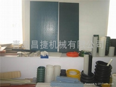 建築模板生產線