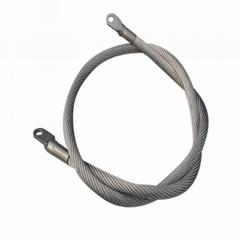 120平方連接線材料正宗不銹鋼連接線