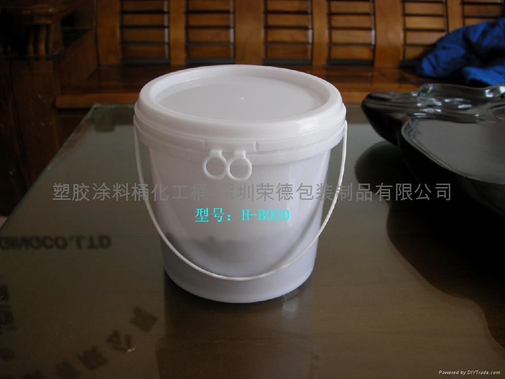 塑膠桶塑料罐 1