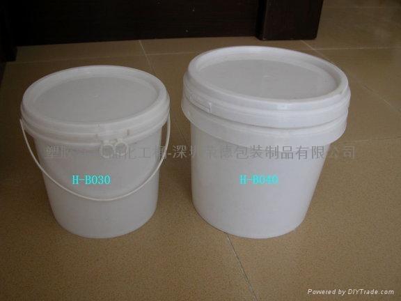 3升塗料桶 白膠桶 1
