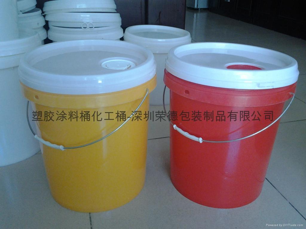 廣東20升機油桶 1