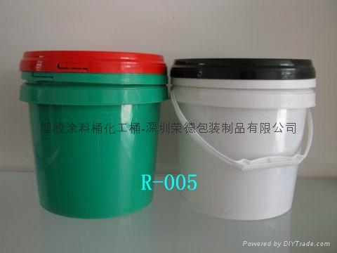 5L塗料油墨化工桶 1