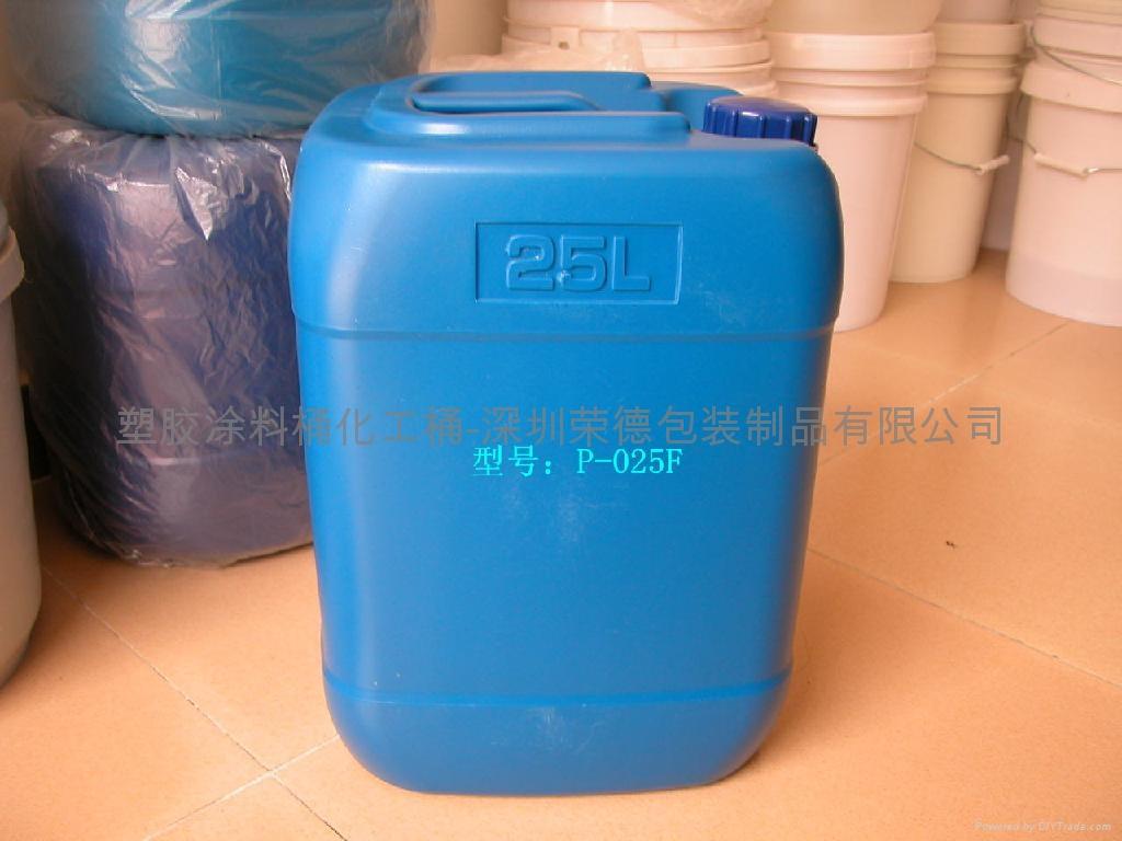 25升化工清洗劑桶 1