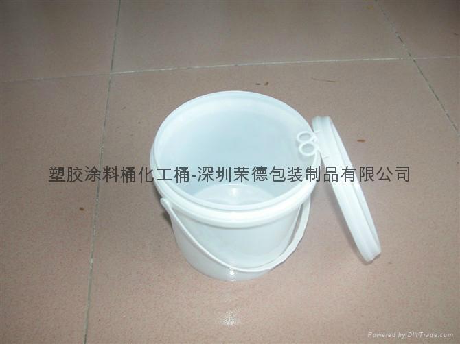 5L塗料油墨化工桶 2