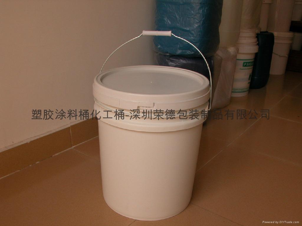 桶白乳膠桶 3