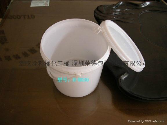 塑膠桶塑料罐 3