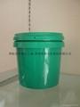 廣東塑料桶生產10升黃色塑料桶 4