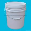 桶白乳膠桶