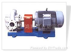 不锈钢齿轮泵 3