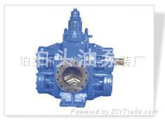 不锈钢齿轮泵 4
