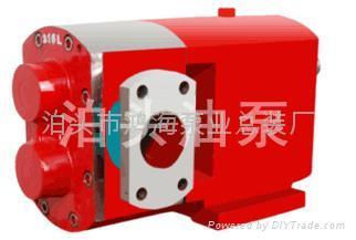 泡沫消防泵 1