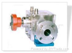 BW系列不锈钢保温泵 1