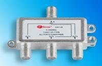 5-2400MHz 3-way splitter