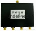 4  way  power  splitter (700-2700Mhz)