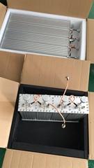 big  Power 0.6Mhz split   4 Cavity  UHF  duplexer