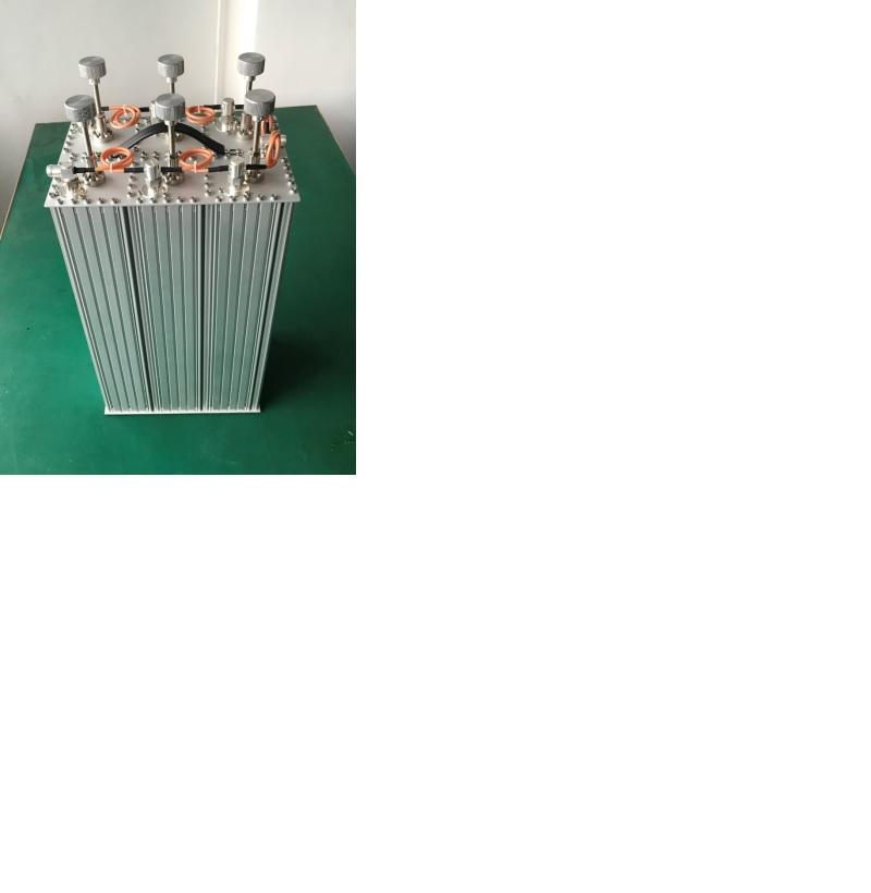 VHF  6 cavity  0.6Mhz  spacing  Duplexer   1