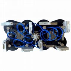 4 channel  VHF  Cavity  Combiner