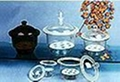 玻璃干燥器表面皿培养皿漏斗系列
