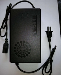 Storage 48v20ah Battery Charger used for Motorbicycle