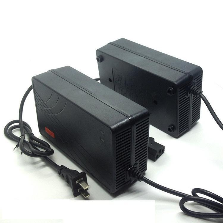 Wheelchair Electric Trolley Adapter Charger for Lead Acid Battery 4
