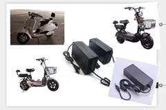 48V 20ah Electric Bicycl