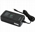 12V 2A 3.3A Lead Acid Battery Charger, Maintainer, Desulfator for Motorcycle, Ca
