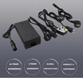 High Quality 24V 6A Electric Scooter Battery Charger with UL, GS, CE