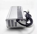 48V 5A Smart Battery Charger for Lithium-Ion LiFePO4 Battery, Max 54.6V 58.4V