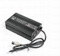 36V 48V 60V 2A 2.5A 3A Electric Bike Scooter Lithium Lead Acid Battery Charger 4