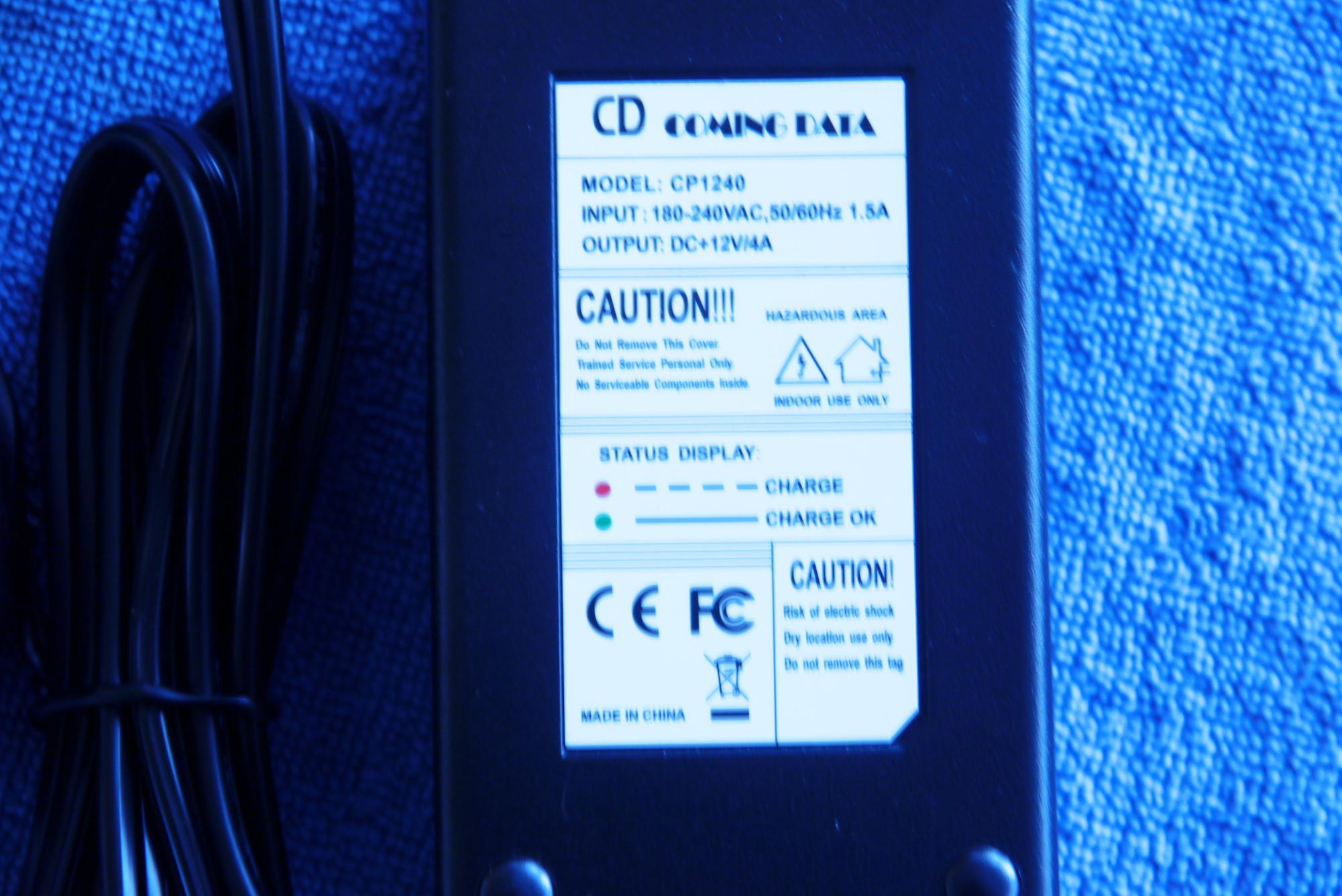 12V 24V 36V 48V 60V 72V lead acid battery charger customized sla charger 1