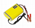 Lead Acid Battery Charger 24V 4A Desktop Charger for Scooter