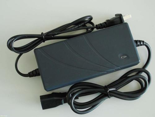 Lead Acid Battery Charger 24V 4A Desktop Charger for Scooter 4