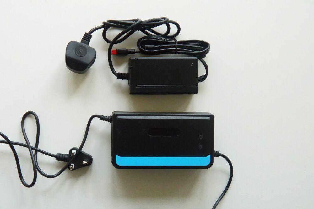 36V 10 AMP Lead Acid Car Portable Battery Charger 4