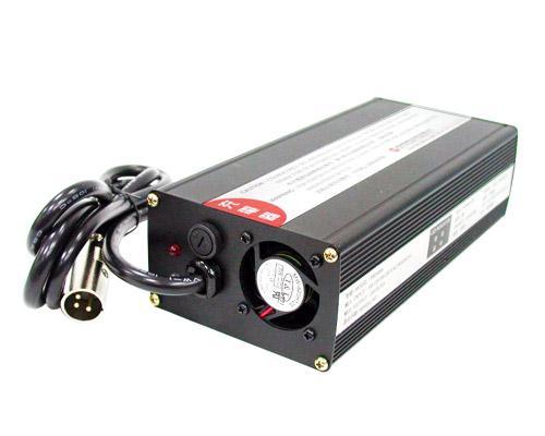 36V 10 AMP Lead Acid Car Portable Battery Charger 5