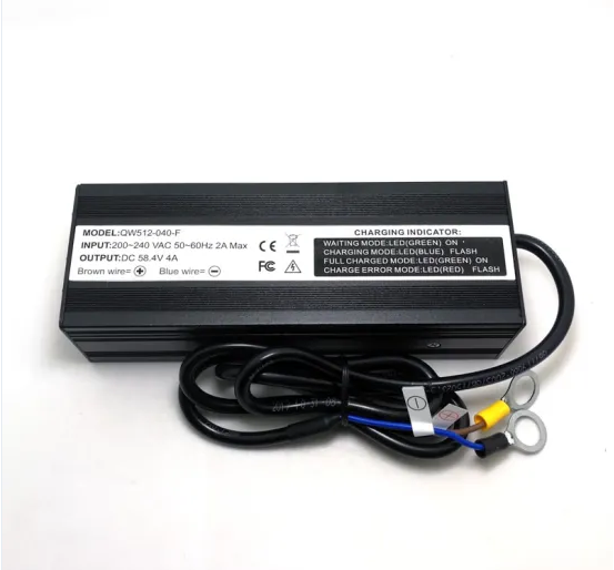 Lead Acid Battery Automatic3 Stage Battery Charger for Electric Bicycle 4
