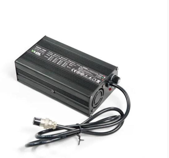 Lead Acid Battery Automatic3 Stage Battery Charger for Electric Bicycle 5