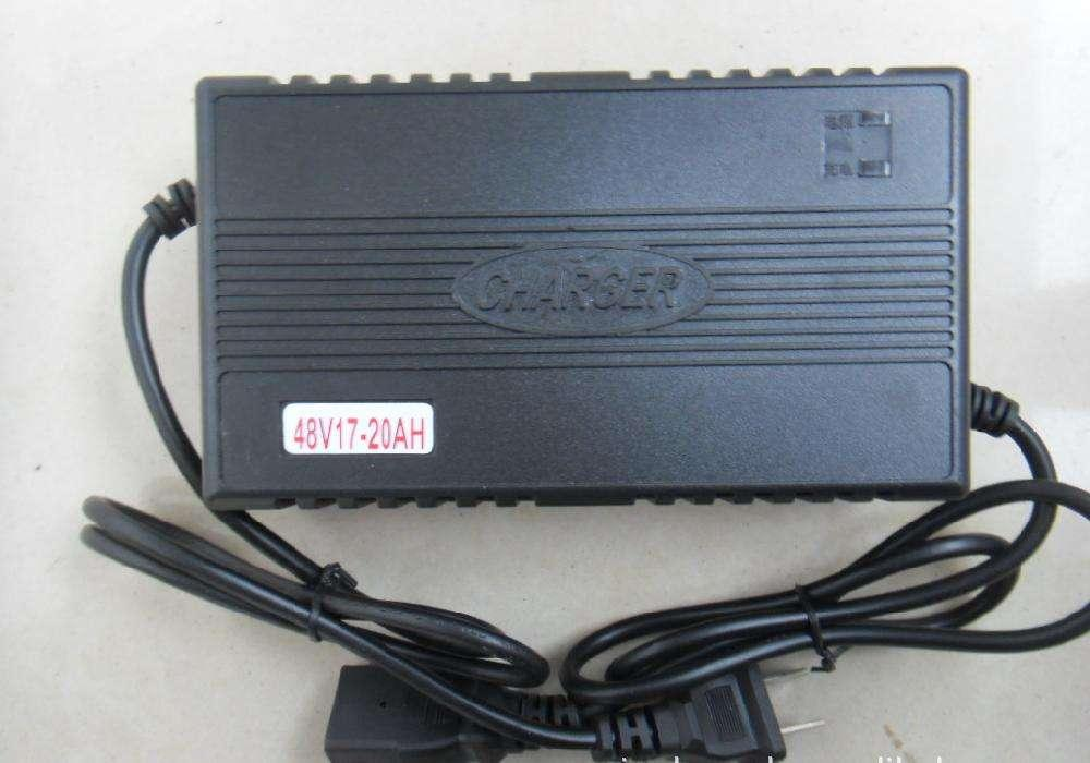 Full Automatic Intelligent 48V 24V Lead Acid Battery Charger 6