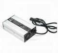 Lead Acid Household Appliance Electric Vehicles 48V 12ah Battery Charger 4