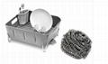 Stainless Steel Scourer Scrubber Iron