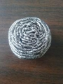 Fast Delivery Stainless Steel Scourer Cleaning Ball for Kitchen Pot Scrubber