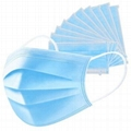 Disposable Face Mask Three Layers Sterility Mask Medical Grade Face Mask