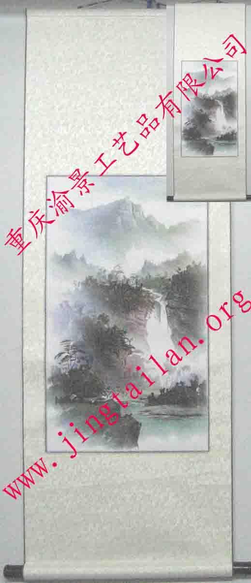 景泰蓝工艺画 3