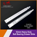 53mm Heavy Duty Ball Bearing Drawer Slide